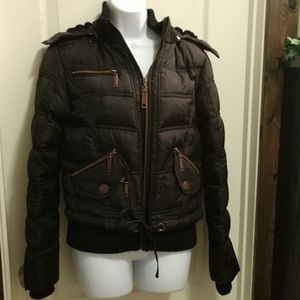 Mixit down filled women's jacket